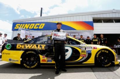 Watkins Glen NASCAR: Marcos Ambrose claims pole