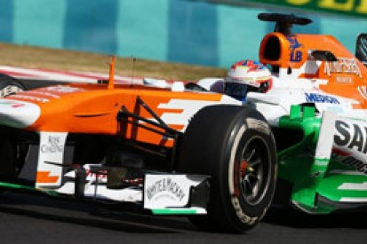Paul di Resta admits Force India has slipped in F1 2013 fight