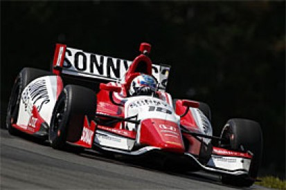 James Davison seeking more IndyCar outings after Mid-Ohio debut