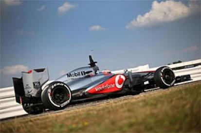 McLaren boss Martin Whitmarsh feels 2012 car 'overperformed'