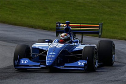 Bryan Herta Autosport targets full-time Indy Lights campaign