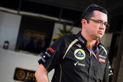 Lotus boss Eric Boullier says F1 costs must come down