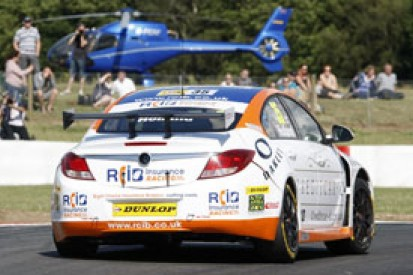 Team Hard to give Kieran Gallagher his BTCC debut at Knockhill