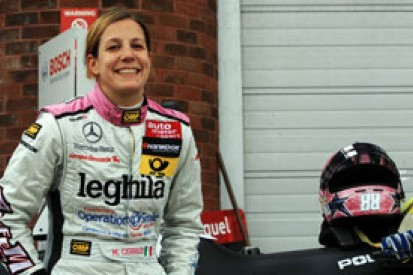 Michela Cerruti to make Auto GP debut with MLR71 at the Nurburgring