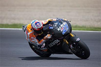 Stoner completes Honda MotoGP test, rules out wildcard return