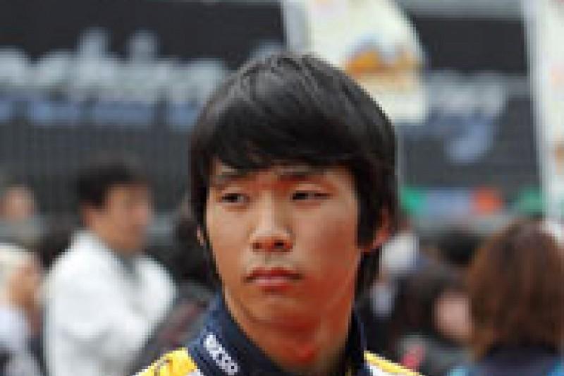 2012 Japan F3 champion Ryo Hirakawa in frame for Sonoma IndyCar debut