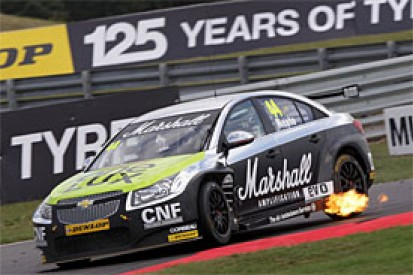 Andy Neate targets BTCC podium with new Cruze