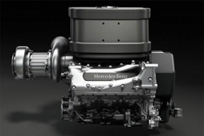 Mercedes reveals sound of its 2014 V6 turbo Formula 1 engine