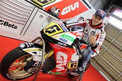 Stefan Bradl passed fit for Japan MotoGP event
