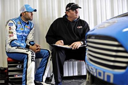 Richard Petty Motorsports splits with crew chief Todd Parrott