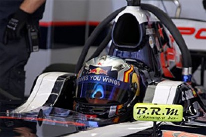 Carlos Sainz sets the pace in Barcelona Formula Renault 3.5 test