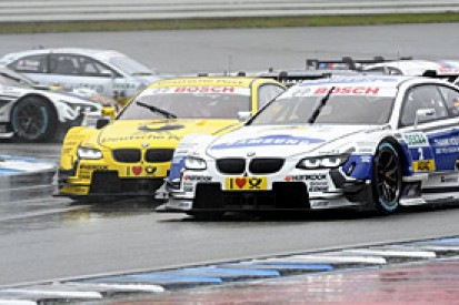 "DTM wants lower grip levels to prevent drivers turning into ""machines"""