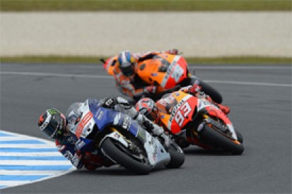 Lorenzo says MotoGP title battle transformed after Phillip Island