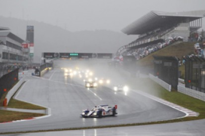 Fuji WEC: Toyota gets victory as rain ends race