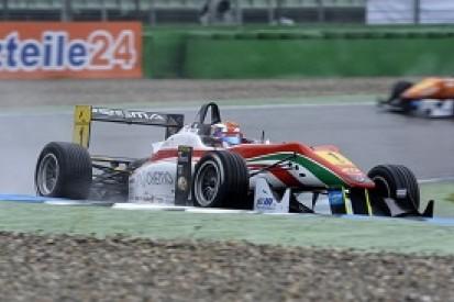Hockenheim European F3: Raffaele Marciello finishes season with victory