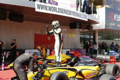 Barcelona FR3.5: Kevin Magnussen signs off with dominant win