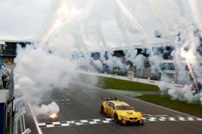 Hockenheim DTM: Timo Glock scores sensational first DTM win for BMW
