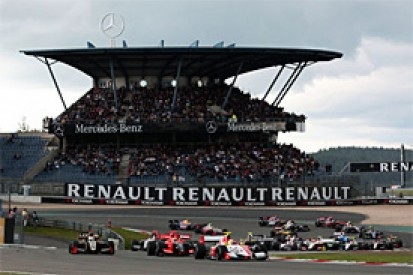FR3.5 to return to the Nurburgring in 2014