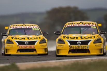 Nissan wants V8 Supercars aero changes for 2014