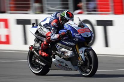 Phillip Island MotoGP: Lorenzo wins, Marquez disqualified