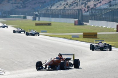 Hockenheim European F3: Felix Rosenqvist wins to keep title hopes alive