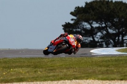 Phillip Island MotoGP: Tyre fears force mandatory mid-race bike switch