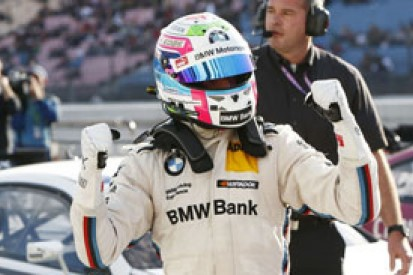 Hockenheim DTM: Bruno Spengler takes pole for season finale
