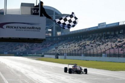 Hockenheim European F3: Marciello claims title as Rosenqvist wins again