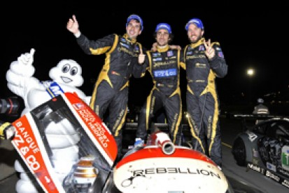 Petit Le Mans: Rebellion claims final ALMS win at Road Atlanta