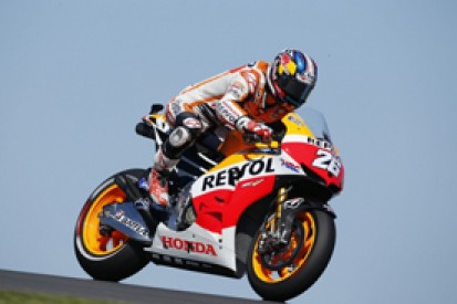 Phillip Island MotoGP: Honda's Dani Pedrosa tops practice three