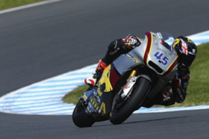 Moto2 leader Scott Redding injured in Phillip Island crash