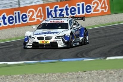 Hockenheim DTM: Dirk Werner quickest for BMW in practice