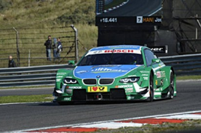 BMW eyes glorious send-off for M3 in DTM finale