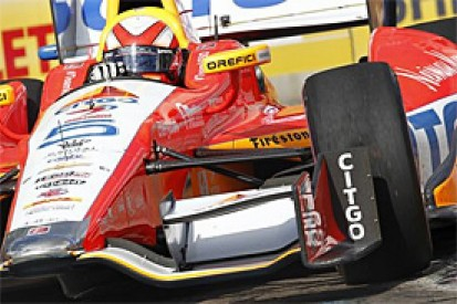 EJ Viso to miss Fontana IndyCar race due to illness