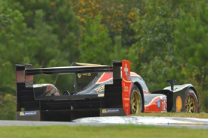 Petit Le Mans: Neel Jani puts Rebellion on pole