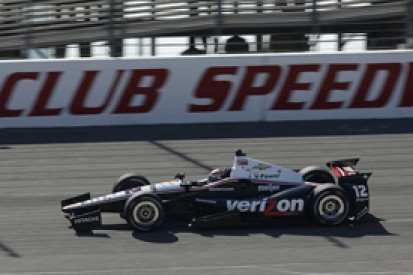 Fontana IndyCar: Will Power tops opening session for Penske