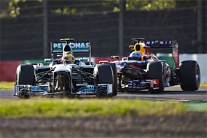 Red Bull domination of F1 is an inspiration for Mercedes
