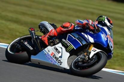 Phillip Island MotoGP: Jorge Lorenzo edges Marc Marquez in FP1