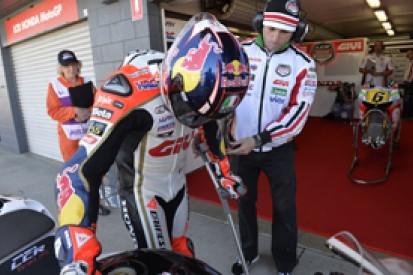 Phillip Island MotoGP: injured Stefan Bradl ruled out of weekend