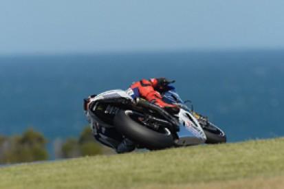 Phillip Island MotoGP: Jorge Lorenzo flies as Hondas hit trouble