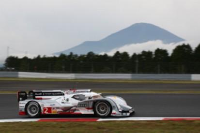 Fuji WEC: Audi fastest in Friday practice