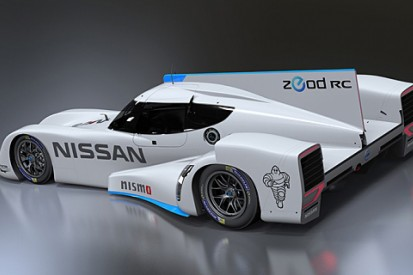 Nissan officially unveils its Garage 56 contender for Le Mans 24 Hours