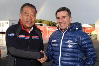 Aspar MotoGP team switches to Honda, signs Nicky Hayden