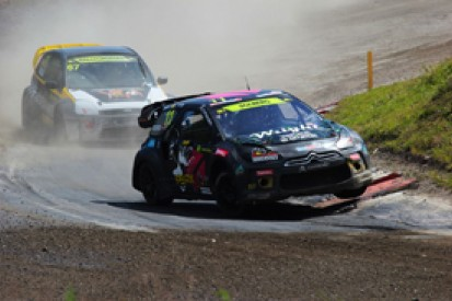 Petter Solberg stays in rallycross for 2014 world championship