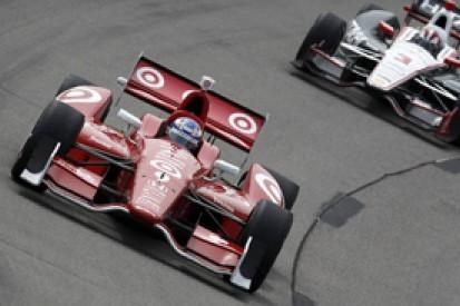 IndyCar title rivals Dixon, Castroneves get Fontana grid penaltes
