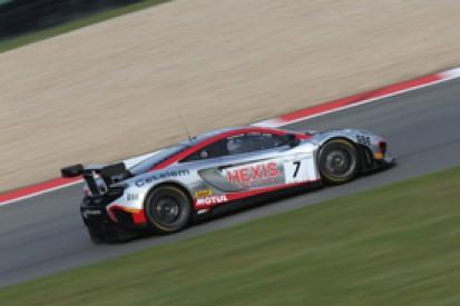 Hexis GT team set to close after Baku FIA GT Series race