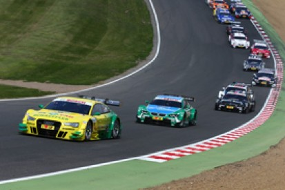 Britain out as DTM puts Hungary and China on 2014 calendar