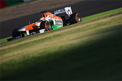 Force India worried Sauber could beat it to sixth in F1 standings