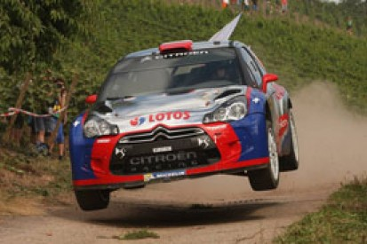 Citroen: Robert Kubica form prompted WRC Rally GB call