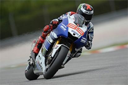 Jorge Lorenzo concedes MotoGP title chances are slim now